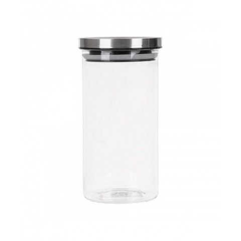 Glass Canister With...
