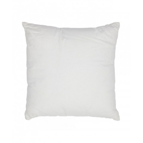 Cushion Cotton White 40x40 cm