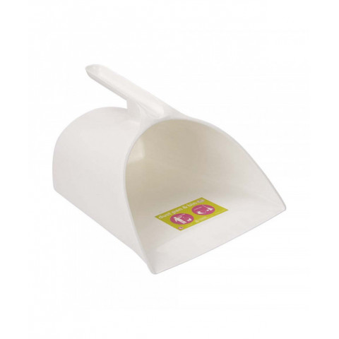 Dust Pan Color White