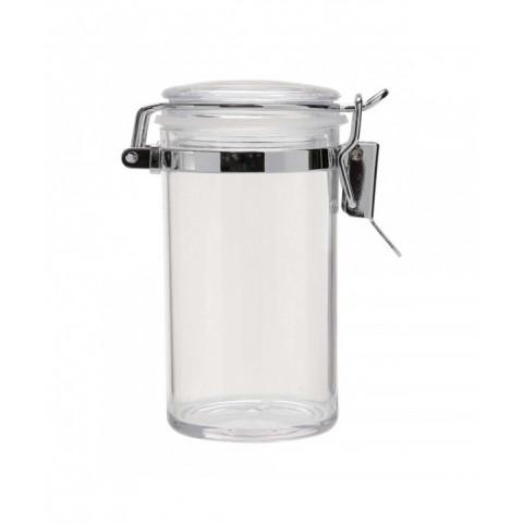 Jar Airtight Round Clear...