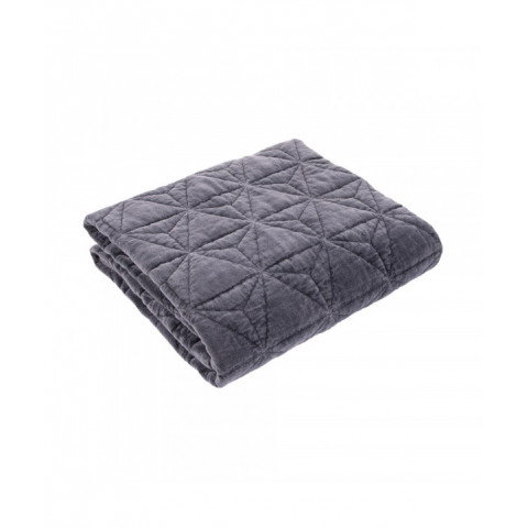 Throw Velvet Quilted