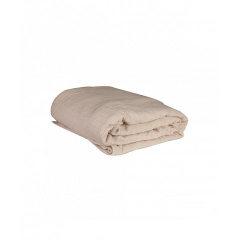 Bed Cover Solid Design Cotton