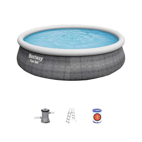 Pool Fast Set 457x107 cm