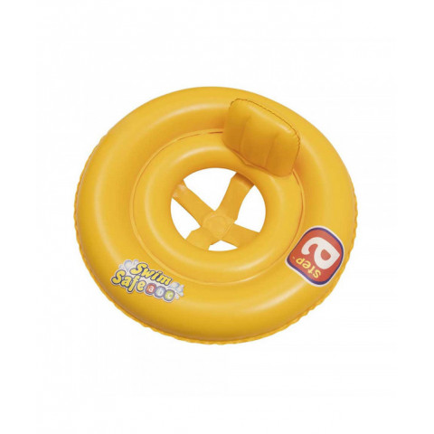 Double Ring Baby Seat Step A