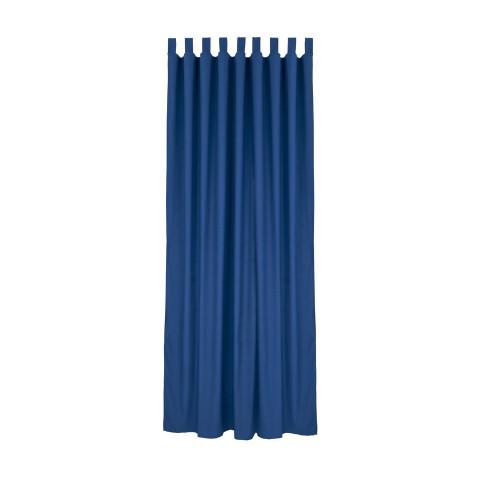 Curtain Cotton Fed Blue...