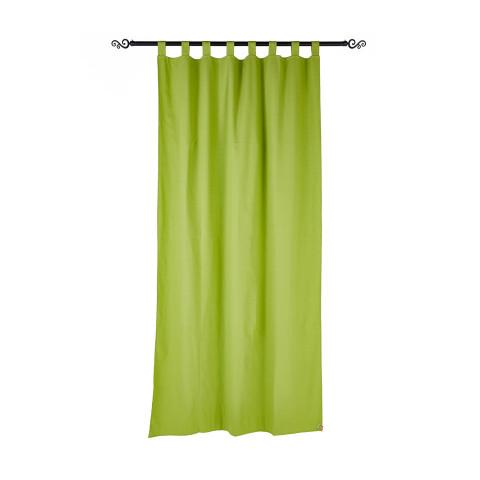 Curtain Green 135x260 cm
