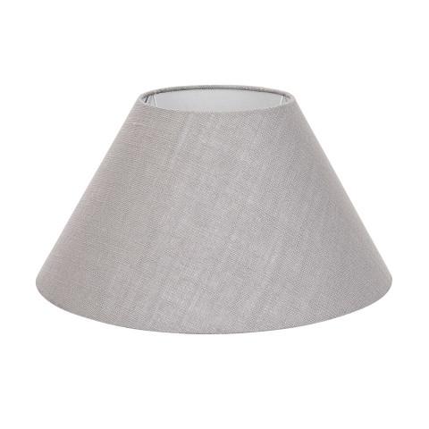 Lampshade Linen Light Grey...