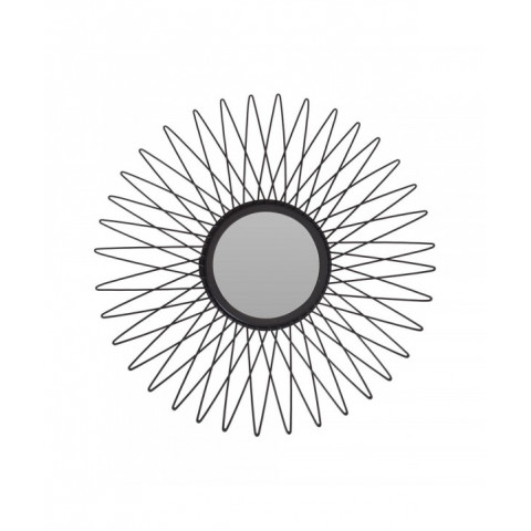 Mirror Metal Black Diameter...