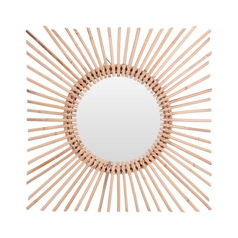 Mirror Kubu Diameter 60xh3 cm