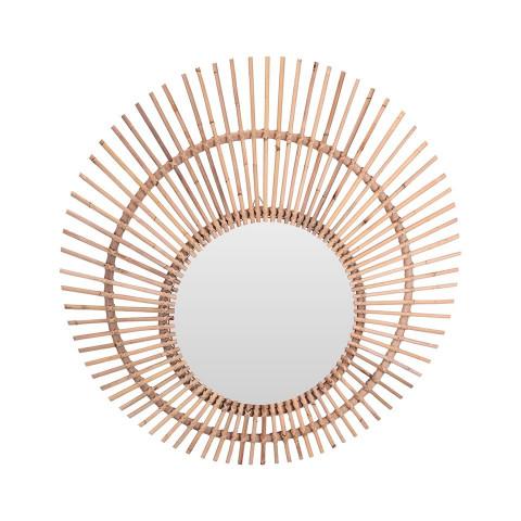 Mirror Kubu Sun Diameter...