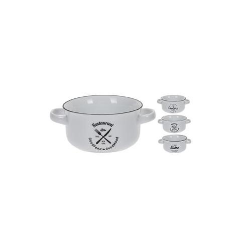 Soup Bowl Bistro Porcelain...