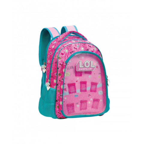 Backpack 2 Compartment Lol...