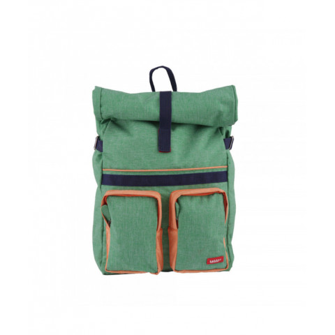 Backpack Roll Up Large Green