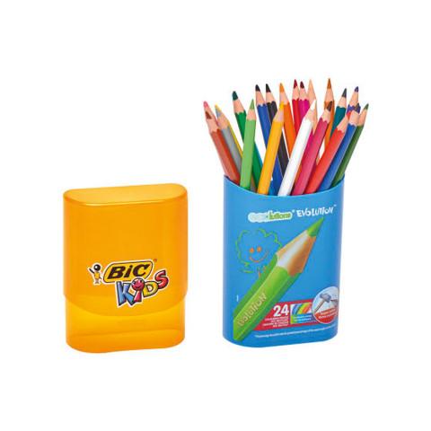 Coloring Pencils 24 Pieces