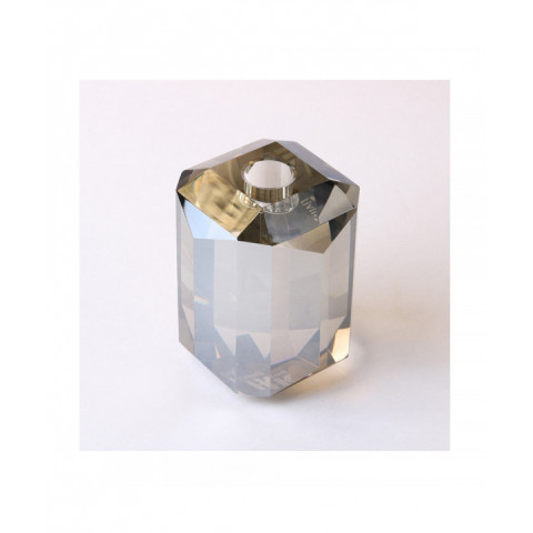 Candle Holder Crystal Glass...