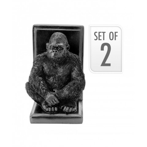 Bookend Gorilla Set Of 2...