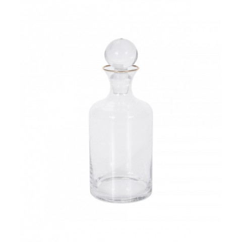 Carafe With Stop Glass
