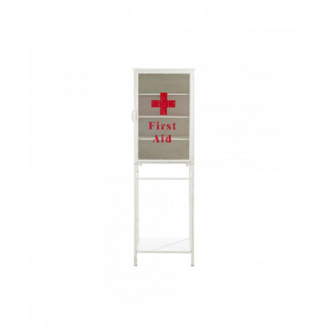 First Aid Box Metal...