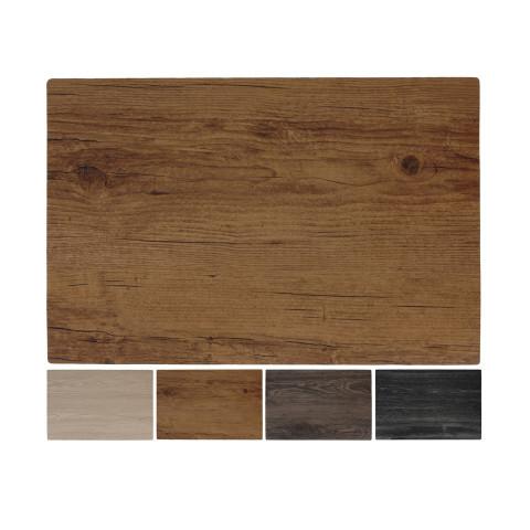 Placemat Polyvinil Wood...