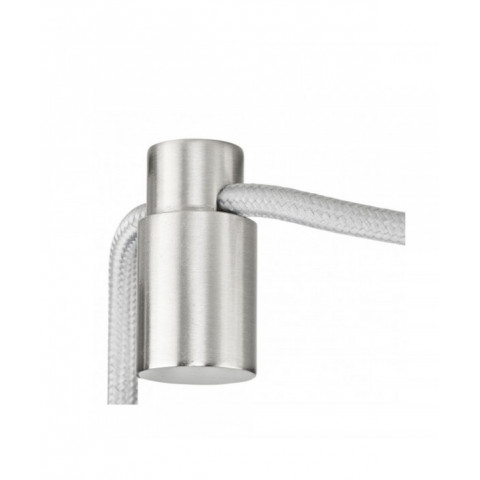 Lighting Cable Holder Silver