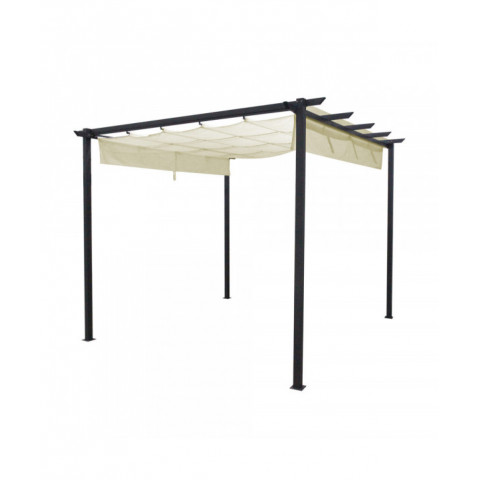Party Tent With Sliding...