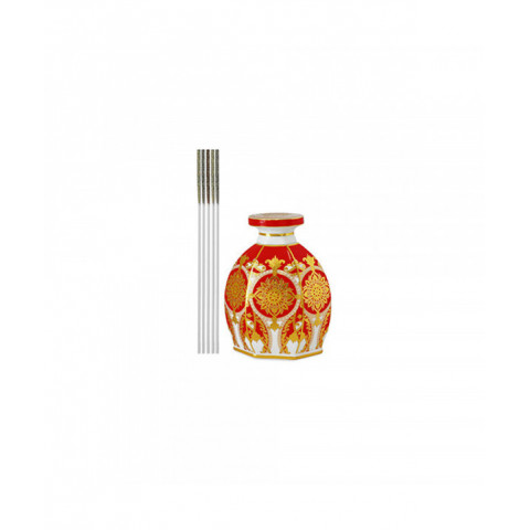 Bottle Hexagon Red Passion 1 L