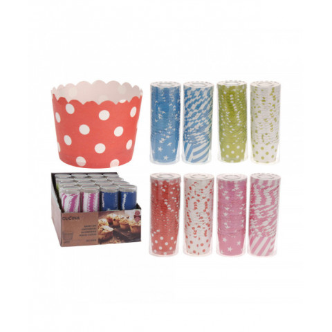 Cake Form Cups Set Of 25...