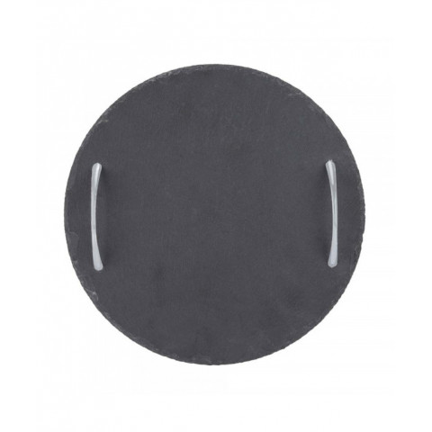 Board Round Slate With Handle