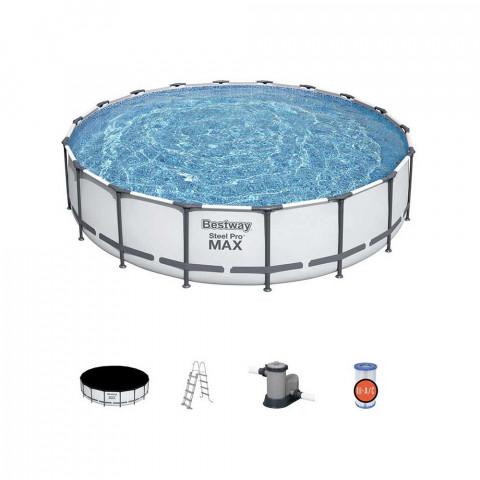 Pool Set Steel Pro Max...