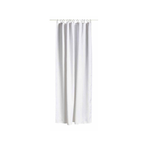 Shower Curtain Luxe White