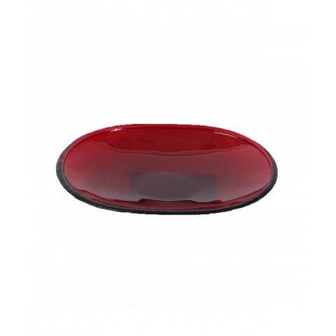 Soap Dish Red