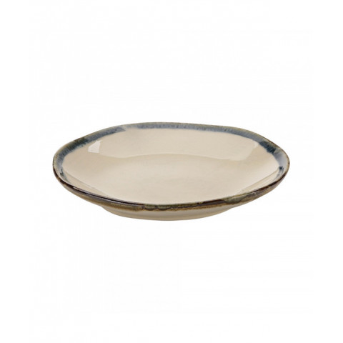 Soup Plate Home Washed Blue...