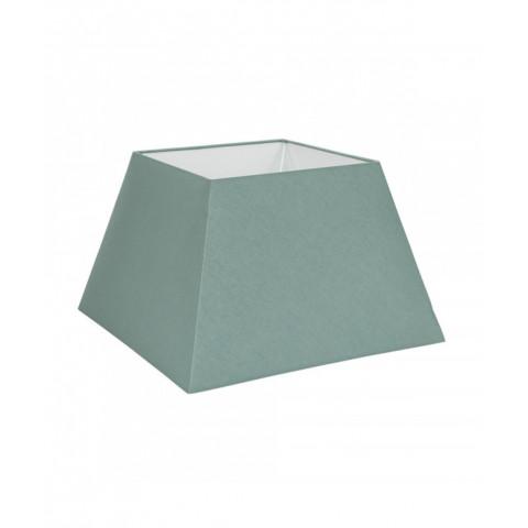 Lampshade Cotton Blue 35x35 cm