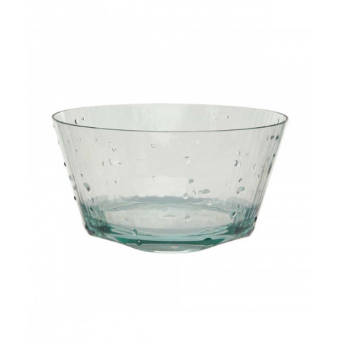 Bowl Green Acrylic medium size