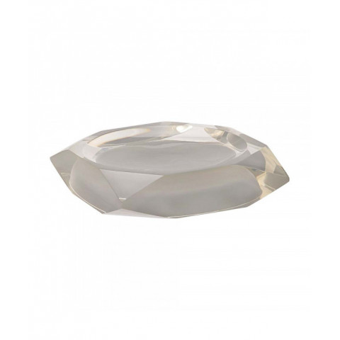 Soap Dish Diamond Grey
