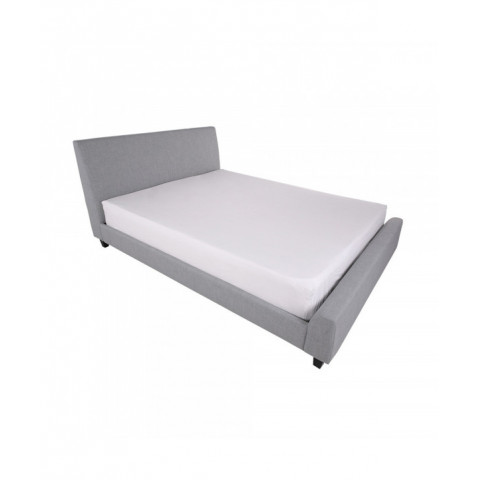 Fitted Sheet White 200x200 cm